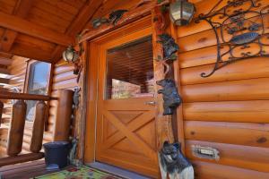 Howling Wolf - One Bedroom, Dovolenkové domy  Sevierville - big - 8