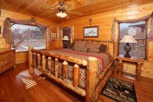 Howling Wolf - One Bedroom, Dovolenkové domy  Sevierville - big - 12