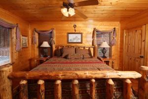 Howling Wolf - One Bedroom, Dovolenkové domy  Sevierville - big - 13
