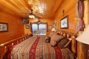 Howling Wolf - One Bedroom, Dovolenkové domy  Sevierville - big - 14