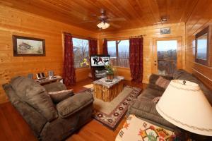 Howling Wolf - One Bedroom, Dovolenkové domy  Sevierville - big - 18