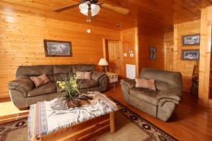 Howling Wolf - One Bedroom, Dovolenkové domy  Sevierville - big - 19