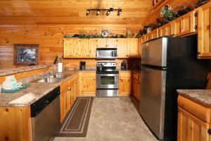 Howling Wolf - One Bedroom, Dovolenkové domy  Sevierville - big - 23