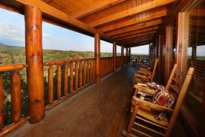 Better View - Four Bedroom, Case vacanze  Sevierville - big - 8