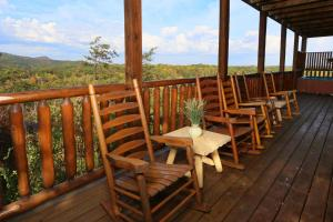 Better View - Four Bedroom, Case vacanze  Sevierville - big - 13
