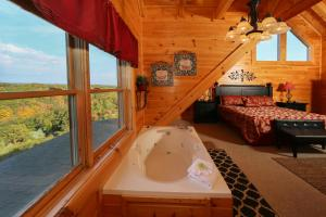 Better View - Four Bedroom, Case vacanze  Sevierville - big - 18