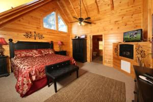 Better View - Four Bedroom, Case vacanze  Sevierville - big - 20