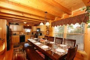 Better View - Four Bedroom, Case vacanze  Sevierville - big - 35