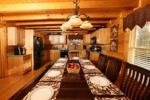 Better View - Four Bedroom, Case vacanze  Sevierville - big - 36