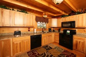 Better View - Four Bedroom, Case vacanze  Sevierville - big - 37
