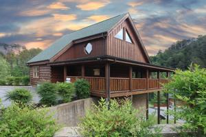 Moose-Behaving - Two Bedroom, Case vacanze  Sevierville - big - 2