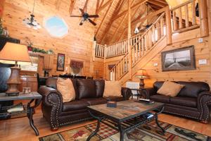 Moose-Behaving - Two Bedroom, Case vacanze  Sevierville - big - 3