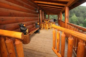 Moose-Behaving - Two Bedroom, Case vacanze  Sevierville - big - 7