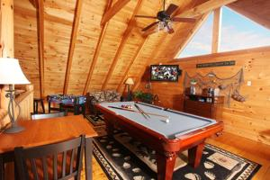Moose-Behaving - Two Bedroom, Case vacanze  Sevierville - big - 13