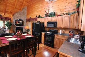 Moose-Behaving - Two Bedroom, Case vacanze  Sevierville - big - 16