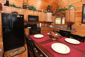 Moose-Behaving - Two Bedroom, Case vacanze  Sevierville - big - 17