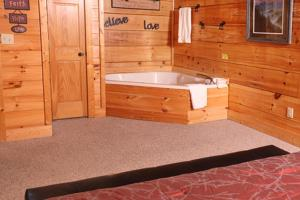 Moose-Behaving - Two Bedroom, Case vacanze  Sevierville - big - 18