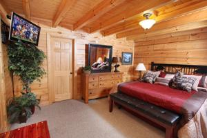 Moose-Behaving - Two Bedroom, Case vacanze  Sevierville - big - 20