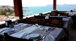 Grand Sahil Butik Otel, Bed & Breakfasts  Gulluk - big - 6