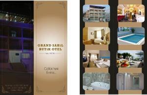 Grand Sahil Butik Otel, Bed & Breakfasts  Gulluk - big - 4