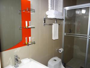Metro Hotel Panama, Hotels  Panama Stadt - big - 12