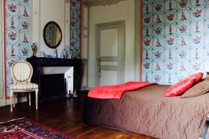 Accommodation in Bouce