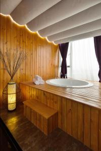 Dali Bai Cao Garden Theme Inn, Alloggi in famiglia  Dali - big - 48