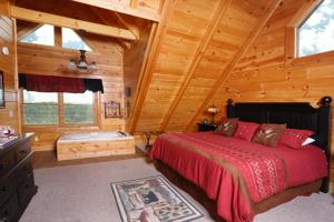 Celebration Lodge - Four Bedroom, Prázdninové domy  Sevierville - big - 25
