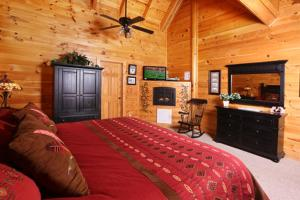 Celebration Lodge - Four Bedroom, Prázdninové domy  Sevierville - big - 26