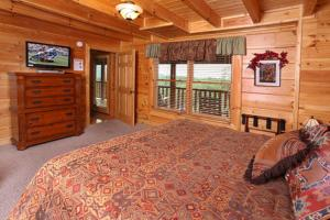 Celebration Lodge - Four Bedroom, Prázdninové domy  Sevierville - big - 30
