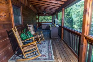 Owlpine Lodge - Three Bedroom, Holiday homes  Sevierville - big - 13