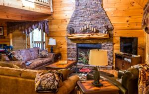 Owlpine Lodge - Three Bedroom, Holiday homes  Sevierville - big - 15