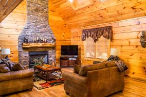 Owlpine Lodge - Three Bedroom, Holiday homes  Sevierville - big - 16