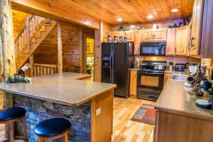 Owlpine Lodge - Three Bedroom, Holiday homes  Sevierville - big - 21
