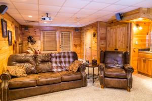 Owlpine Lodge - Three Bedroom, Holiday homes  Sevierville - big - 24