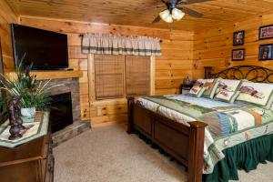 Owlpine Lodge - Three Bedroom, Holiday homes  Sevierville - big - 27