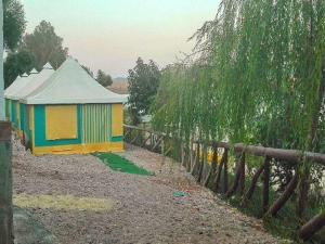 Camping San Jose Del Valle, Kempy  San Jose del Valle - big - 10