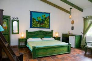B&B Villa Margarita, Bed and breakfasts  Alajuela - big - 19