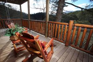 Blessed Nest - Four Bedroom, Holiday homes  Sevierville - big - 5