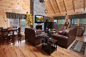 Blessed Nest - Four Bedroom, Case vacanze  Sevierville - big - 12