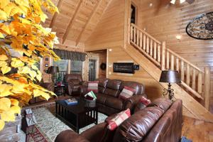 Blessed Nest - Four Bedroom, Holiday homes  Sevierville - big - 13