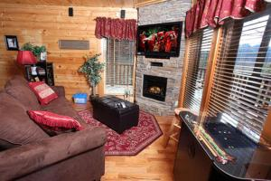 Blessed Nest - Four Bedroom, Holiday homes  Sevierville - big - 14