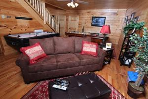 Blessed Nest - Four Bedroom, Ferienhäuser  Sevierville - big - 15