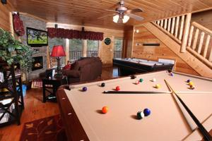 Blessed Nest - Four Bedroom, Holiday homes  Sevierville - big - 16