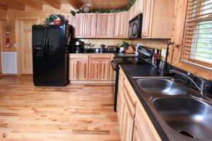 Blessed Nest - Four Bedroom, Holiday homes  Sevierville - big - 17