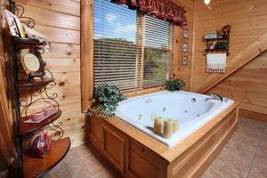 Blessed Nest - Four Bedroom, Ferienhäuser  Sevierville - big - 21