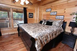 Blessed Nest - Four Bedroom, Holiday homes  Sevierville - big - 22