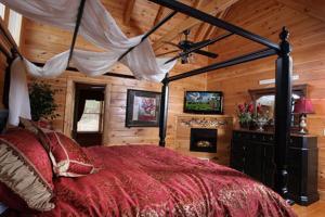 Blessed Nest - Four Bedroom, Ferienhäuser  Sevierville - big - 25