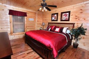 Blessed Nest - Four Bedroom, Ferienhäuser  Sevierville - big - 26