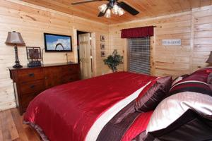 Blessed Nest - Four Bedroom, Holiday homes  Sevierville - big - 28